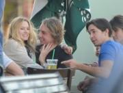 Kristen Bell @ Starbucks, LA, (October 27, 2010)