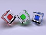 3D Glass Imaginations Wallpapers 929c34107965943