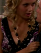 Melissa Ordway -busty blonde cleavage- from CBS' HOW I MET YOUR MOTHER (4 non-HD caps)