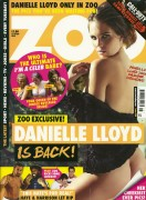 Danielle Lloyd- Zoo 12th-18th November 2010