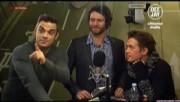 Take That à la radio DJ Italie 23/11-2010 940872110832374
