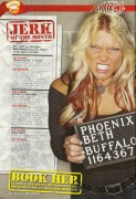 Beth Phoenix-WWE Magazine  January 2009