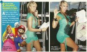 Kelly Kelly-WWE Magazine January 2009