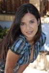 Паула Прендес, фото 9. Paula Prendes -Photos for ``Periodistas Futbol Club`` and a television film-, foto 9