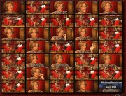 Whitney Houston---Interview--Oprah Winfrey--very sexy nylon legs2009