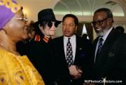 Michael Visit Namibia, Africa 1998 98e748118137305