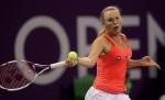 Caroline Wozniacki vs Flavia Pennetta, 24.02.11