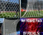 PES 2011 Net HD & HQ Pack by pocho_SL