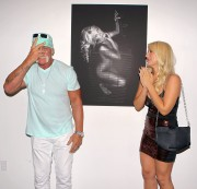 Брук Хоган, фото 927. Brooke Hogan - Women in Cages Exhibit to Benefit PETA in Miami - Aug 11, 2011 x 38 HQ, foto 927