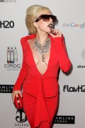 Lady Gaga | Ciroc Vodka Presents Atom Factory VMA Dinner In LA 08.26.11 | 8x UHQ