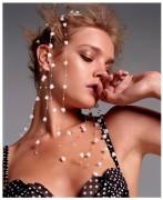 Наталья Водянова, фото 372. Natalia Vodianova Vogue France (MQ), foto 372