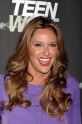 Jill Wagner - 'Teen Wolf' MTV premiere 25/05/'11 (request)