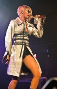 Keri Hilson performs at Le Trianon in Paris, 9 October, x38