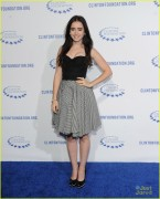 Lily Collins @ Decade of Difference Gala 10/14/11