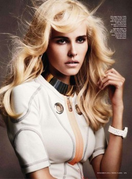 Изабель Лукас, фото 566. Isabel Lucas in Marie Claire US November 2011 / LQ, foto 566,