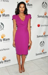 Падма Лакшми, фото 144. Padma Lakshmi - Somaly Mam foundation benefit in NYC (Oct. 20), foto 144